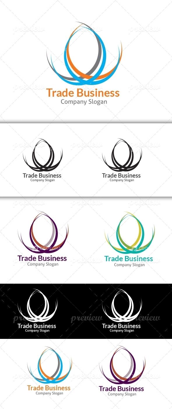 Trade Business Logo