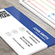 Social Link Business Card