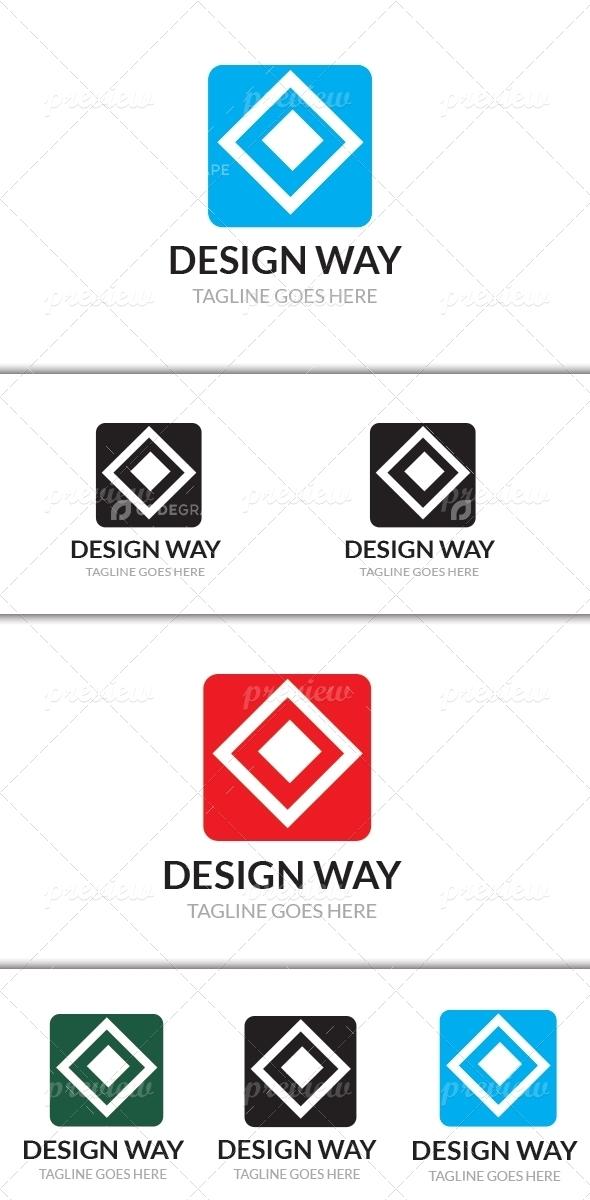 Design Way Business logo