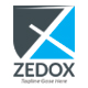Zedox Business Logo