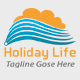 Holiday Business Logo
