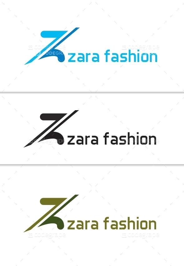 Zara Fashion Logo