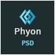 Phyon | Multipurpose Responsive PSD Template