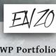 Enzo - Responsive Portfolio WordPress Theme
