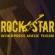 Rockstar - Responsive Music & Band Theme