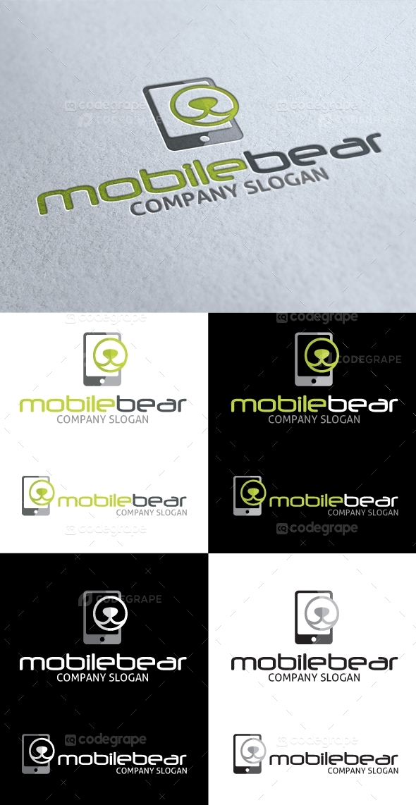 Mobile Bear Media Logo