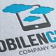 Mobile Cloud App Logo