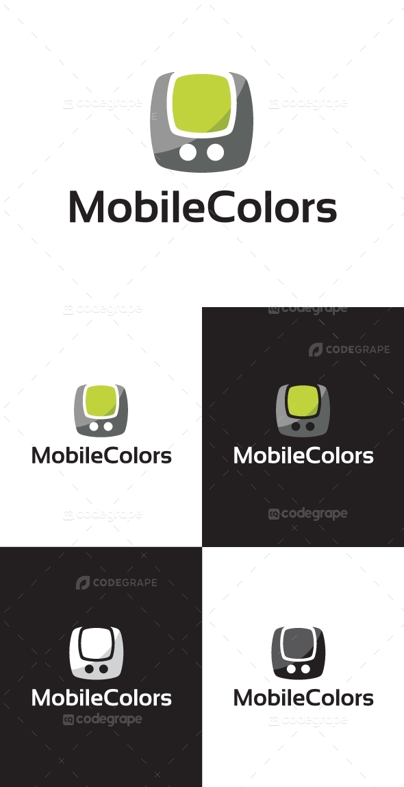 Mobile Colors Logo