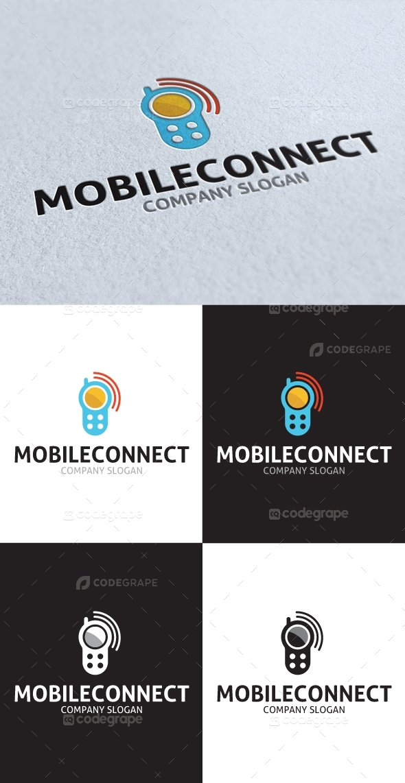 Mobile Connect Logo