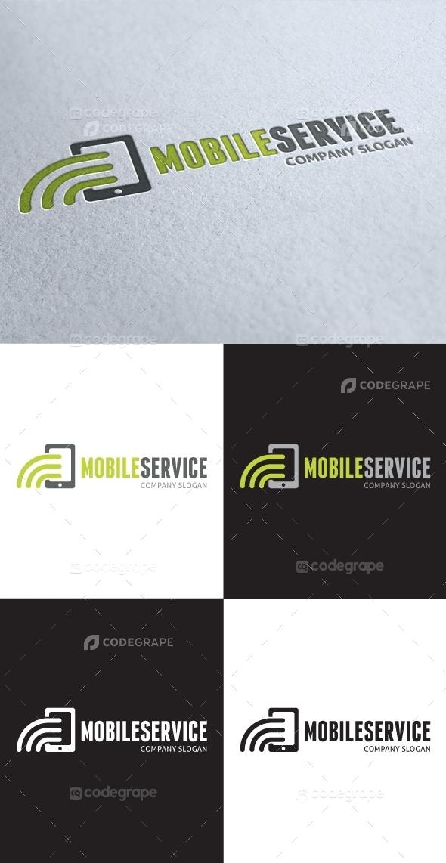 Mobile Services V2 Logo