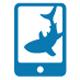 Mobile Shark Logo