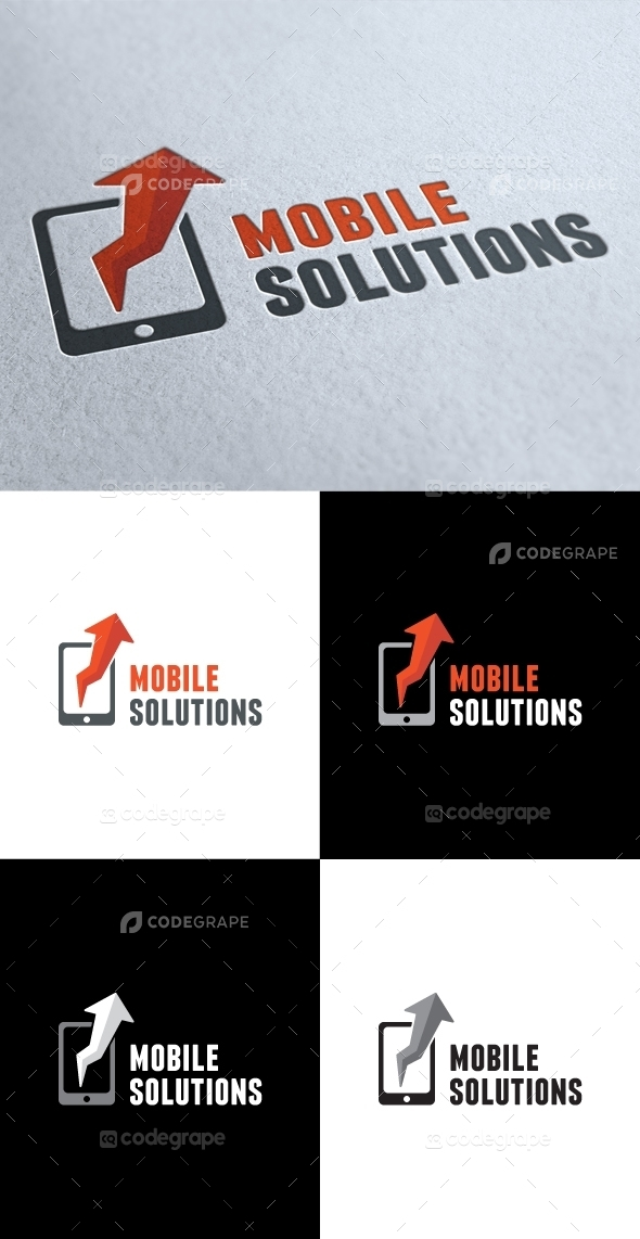 Mobile Solutions Logo