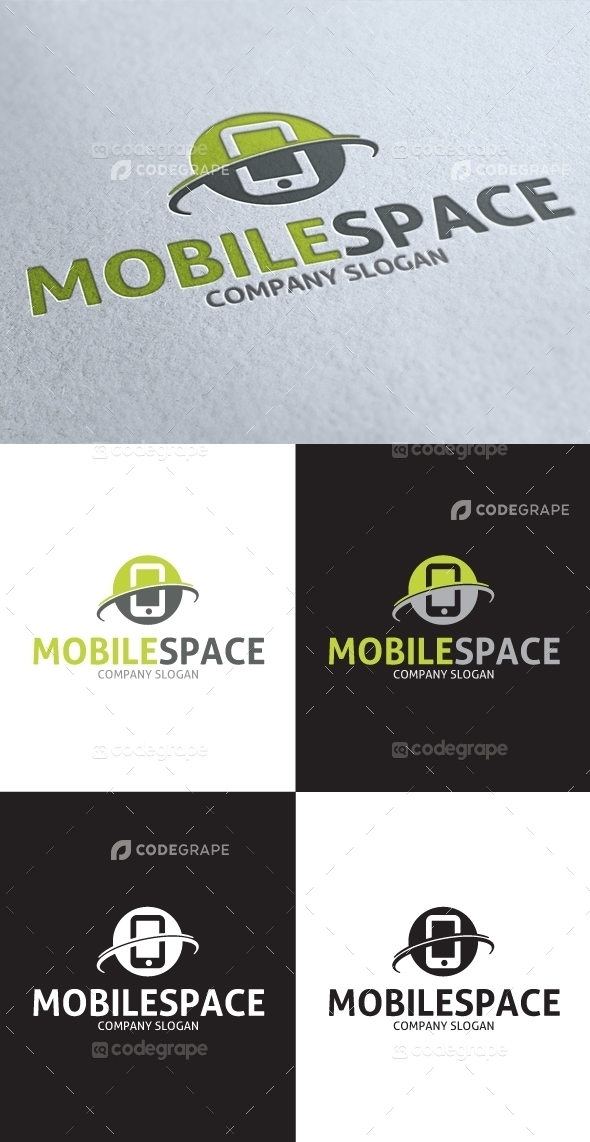 Mobile Space Logo