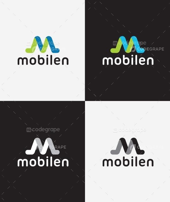 Mobilen Logo