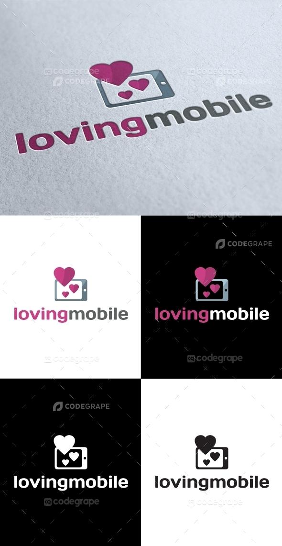 Mobile Love Store Logo