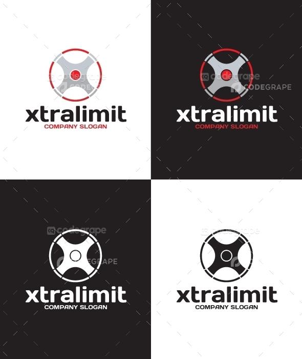 X Letter Logo 2