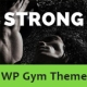 Strong - Sport & Gym WordPress Theme