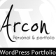 Arcon - Creative Personal & Portfolio WordPress Theme
