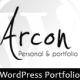 Arcon - Creative Personal & Portfolio WordPress Theme