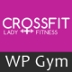 Crossfit - Sport / Gym / Fitness WordPress Theme