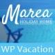 Marea - Holiday House WordPress Theme