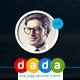 DADA - Clean & Responsive Resume Template