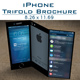 iPhone Tri-Fold Brochure