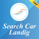 Car Rental Landing Template