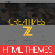 Sevens Creatives HTML Template