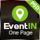 Event In PSD Template
