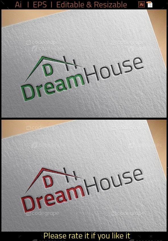 Dream House Logo