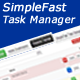 SimpleFast Task Manager