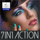 7in1 Photoshop Action Pack.V1