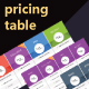 Bootstrap Nice Pricing Table