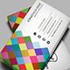 Creative Diamond Business Card