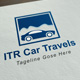 ITR Car Travels Logo