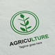Agriculture Nature Business Logo