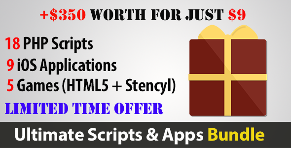 Ultimate Scripts & Apps Bundle