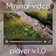Minimal Video Player