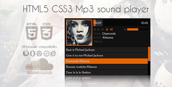 Mp3 Sound Player Xml Soundcloud