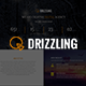 Drizzling - Coming Soon Template