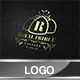 Royal Triple Logo Template
