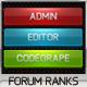 Excellent Forum Ranks