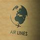 Air Lines Logo