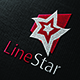 Line Star Logo
