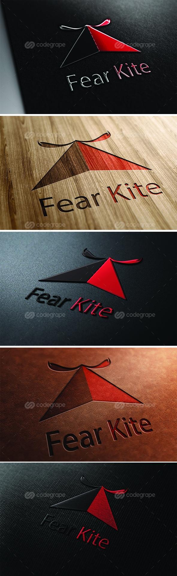 Fear Kite Logo