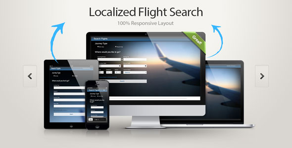 Localized Flight Search