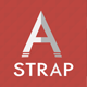 STRAP - Responsive Bootstrap Template