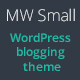 MW Small - Responsive WordPress Blogging Theme