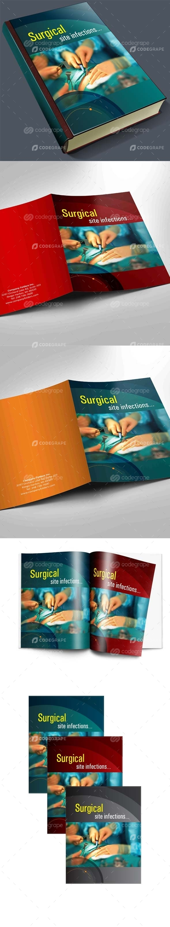 Surgical Book Cover